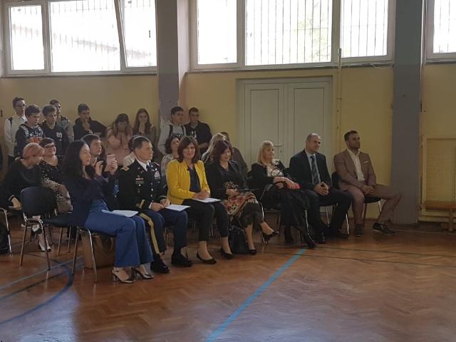 Centar Slava Raskaj Odrzana Svecanost Primopredaje Vrijedne