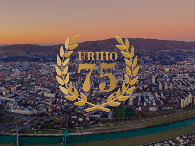 75 godina Ustanove URIHO, vizual.