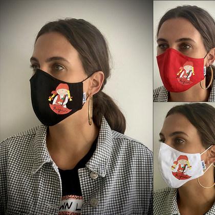 Uriho, maske